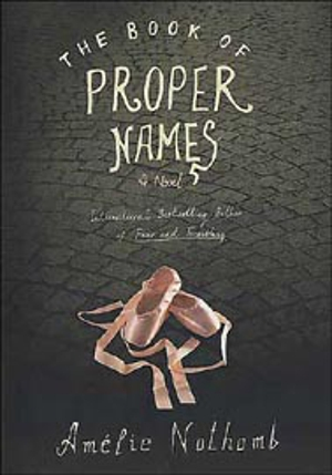 The Book of Proper Names