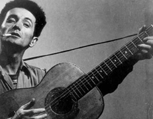 Landmark Woody Guthrie/Lead Belly Album Re-released