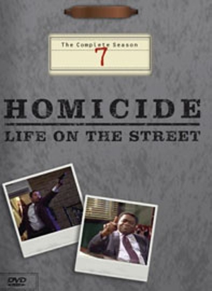Homicide: Life On The Street (Season 7)