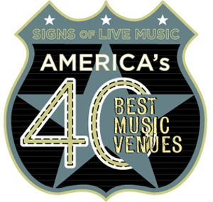 America's 40 Best Music Venues