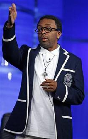 Spike Lee announces WWII film