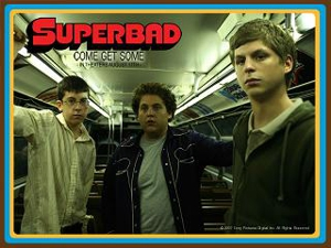 <em>Superbad</em>'s music is super all right