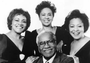 Staple Singers re-release Christmas album