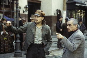 Martrin Scorsese and Leonardo DiCaprio: together again