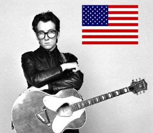 Elvis Costello hates Britain, loves Hillary Clinton