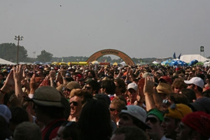 Bonnaroo 2008 announces initial music/comedy lineup