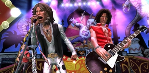 Aerosmith to star in its own &lt;i&gt;Guitar Hero&lt;/i&gt; game