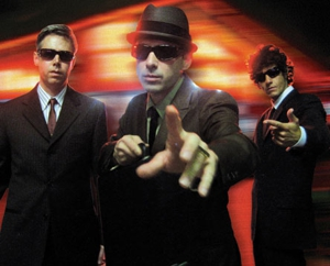 Beastie Boys in studio for new album