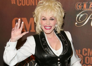 "Dolly Parton to major labels: ""You're history."""