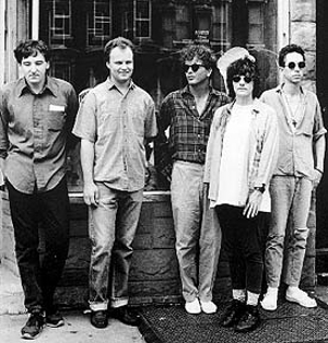 The Feelies plan reunion shows