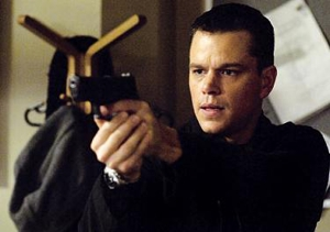 Matt Damon pulls out from &lt;em&gt;Bourne&lt;/em&gt; game