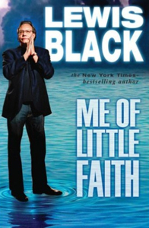 LEWIS BLACK :: Books :: Reviews :: Paste