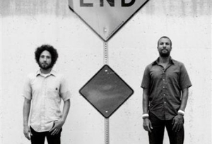 Zach de la Rocha, Jon Theodore form One Day as a Lion