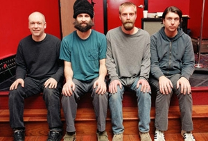 Built to Spill Gets its Synth On