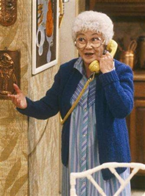 Estelle Getty: 1923-2008