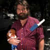 Rhymes with Crouton: The Touching Story of Zach Galifianakis