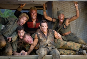 <em>Rain of Madness</em> sends up <em>Tropic Thunder</em>... kind of