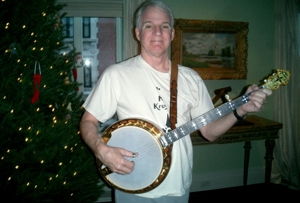 Steve Martin to release album of original banjo tunes