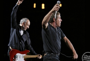 The Who's covers album put on hold