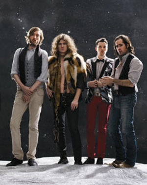 The Killers to drop <em>Day & Age</em> in November