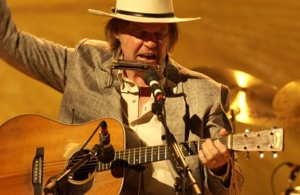 Neil Young drafts Wilco, DCFC,  more for Bridge School