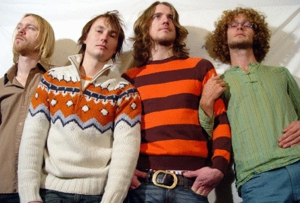 Dungen's <em>4</em> gets full stream, commentary