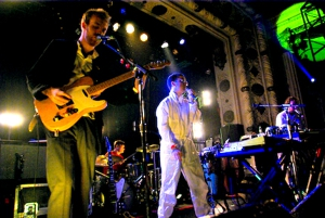 Live Review: Hot Chip @ Metro 9/29