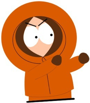 Oh my God! You killed Kenny 84 times in 19 unique ways