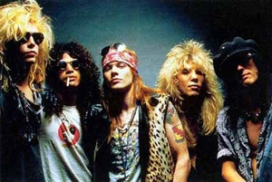 Guns N' Roses' <em>Chinese Democracy</em> gets release date