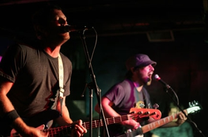 Live Photos: Say Hi, Jukebox the Ghost, Sleep Therapy @ Drunken Unicorn 10/8/08