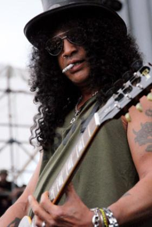 Slash announces first solo album