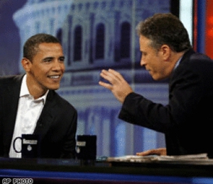 Barack Obama to appear on <em>The Daily Show</em> tonight