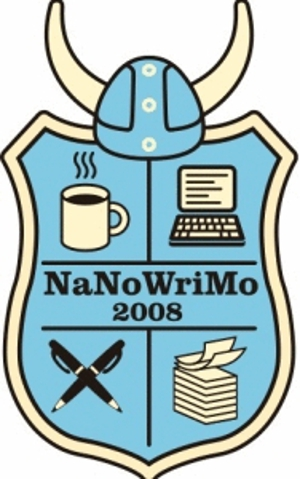 National Novel Writing Month commences tomorrow