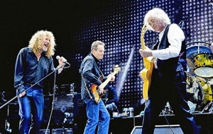 Led Zeppelin to tour with Alter Bridge frontman?