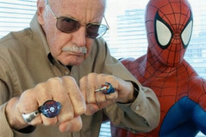 Stan Lee adapts gay-superhero series for Showtime