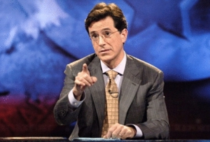 "Stephen Colbert launches ""Operation Humble Kanye"""