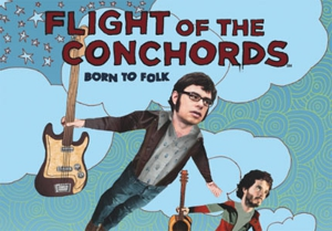 Funny or Die premieres second season of <em>Flight of the Conchords</em>