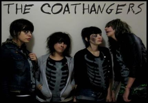 The Coathangers prep &lt;em&gt;Scramble&lt;/em&gt; for April on Suicide Squeeze