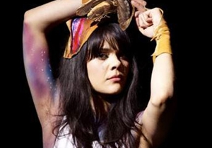 Watch Bat For Lashes Debut A New Song