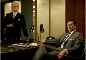 <em>Mad Men</em> creator in for two more seasons