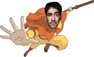 <em>Slumdog</em> star signs on for M. Night Shyamalan's <em>Airbender</em>
