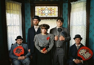 The Decemberists headline NPR showcase, debut album