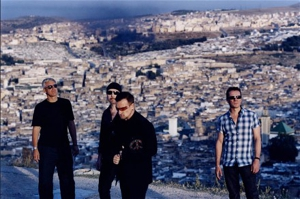U2 to take over David Letterman for a week