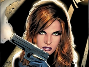 Scarlett Johansson in talks to join <em>Iron Man 2</em>