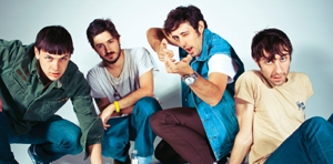 "Watch The Black Lips' New Video: ""Modern Art"""
