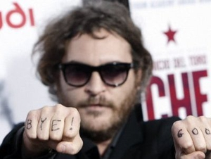 Joaquin Phoenix Atlanta rap gig not actually happening