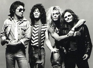 Van Halen next in line for <em>Guitar Hero</em>