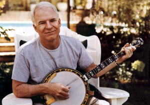 Steve Martin and the Steep Canyon Rangers Announce Tour