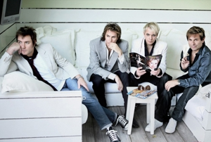 Duran Duran heads to the studio with Mark Ronson