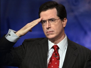 Stephen Colbert denied space-station wing, given treadmill